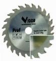 LAMA DISCO PER SEGA CIRCOLARE WIDIA VIGOR 200 mm 24D FORO 30 MM