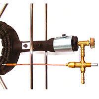 Valvola termocoppia per fornello fornellone in ghisa a gas for Fornello a gas bruciatore in ghisa