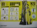 Idropulitrice Karcher K7 PREMIUM Full Control PLUS 180 Bar 600 Lt top di gamma