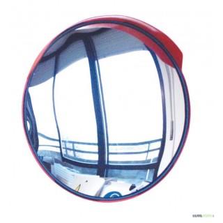 Specchio stradale parabolico cm 40 con supporto per - Specchio parabolico stradale normativa ...