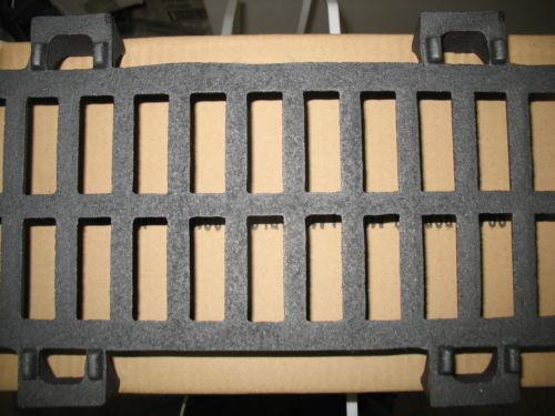 Griglia per stufa parlor ghisa base per legna 20x35 for Stufa a legna parlor