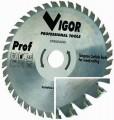 LAMA DISCO PER SEGA CIRCOLARE WIDIA VIGOR 250 mm60D FORO 30/25 mm