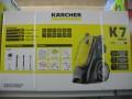 Idropulitrice K7 Compact Karcher 550 l/h 2,8 Kw 180 Bar Lancia Spray super Vario